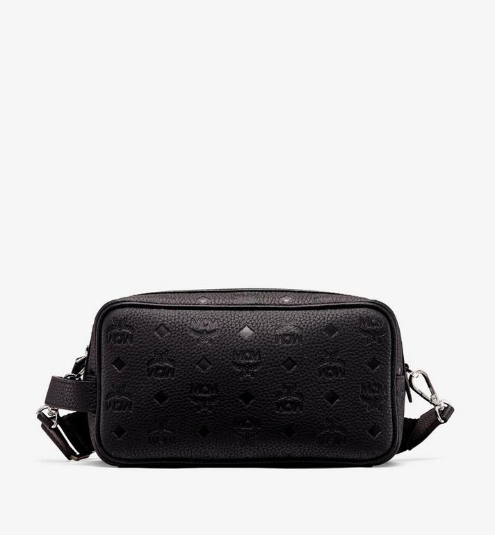 MCM Trousse de toilette en cuir Tivitat Alternate View