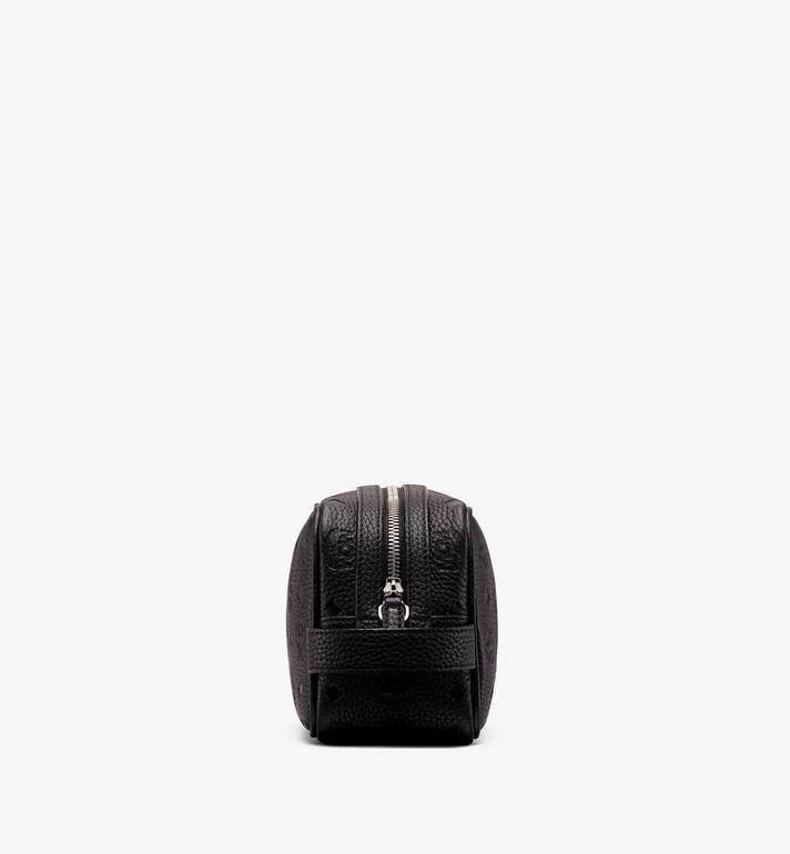 MCM Tivitat 皮革化妝包 Black MXZ9ABT28BK001 Alternate View 2