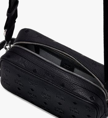 MCM Tivitat Wash Bag in Monogram Leather Alternate View 4