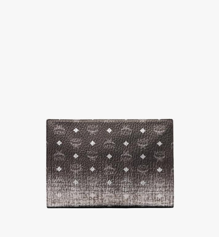 MCM Zip Pouch in Gradation Visetos Alternate View 2