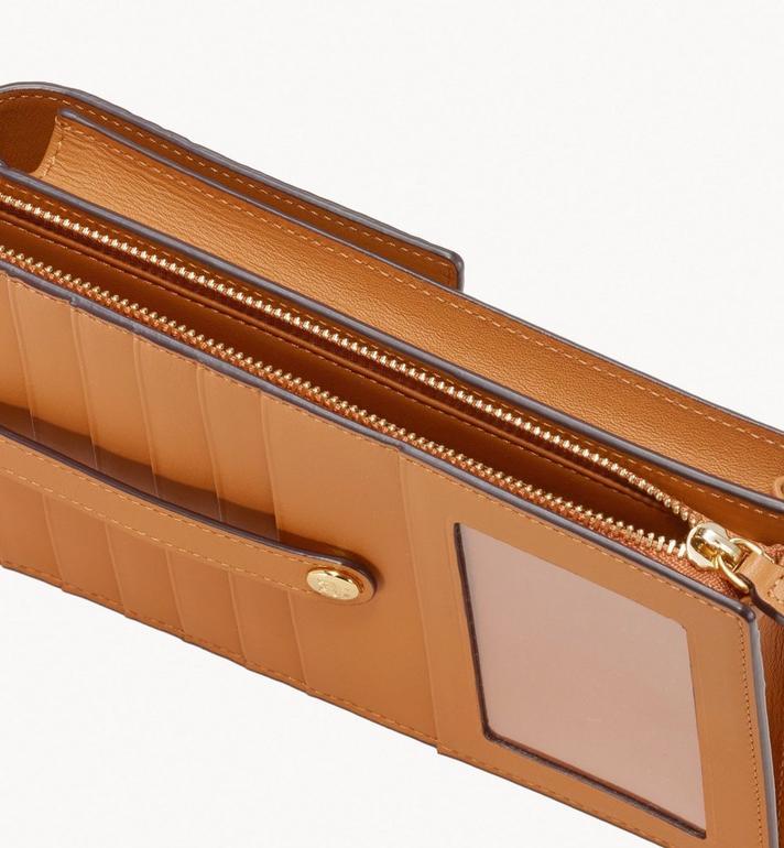 MCM Visetos 斜背手機包 Cognac MXZ9AVI54CO001 Alternate View 3