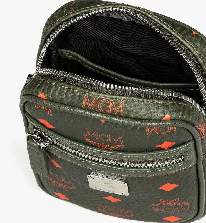 MCM Crossbody in Visetos Original  MXZ9AVI56G8001 Alternate View 5