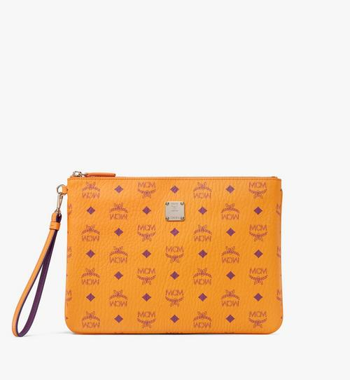 กระเป๋าเพาช์คล้องข้อมือลาย Visetos Original