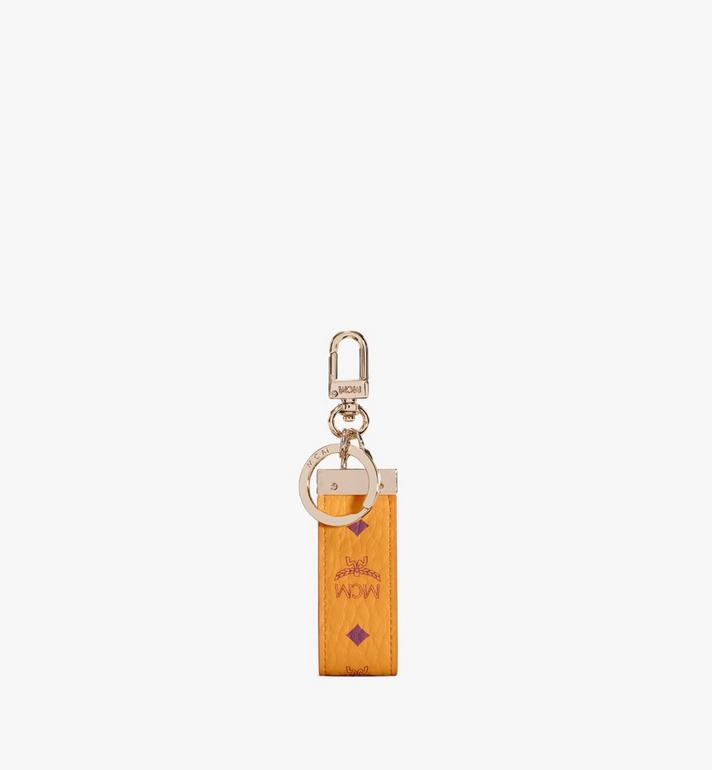 MCM Key Ring in Visetos Original Alternate View