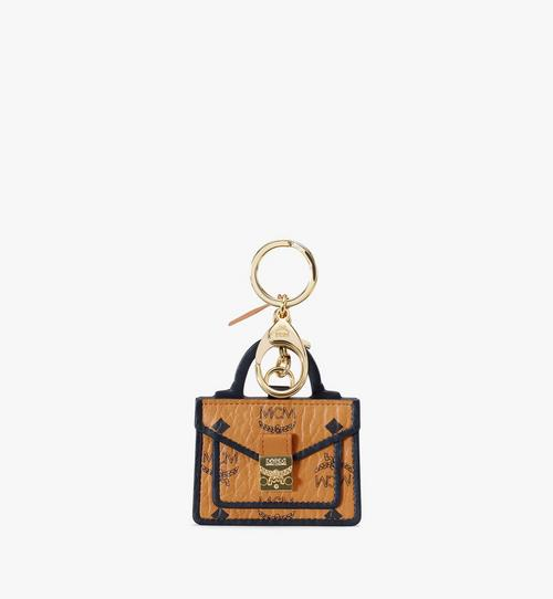 Patricia Satchel 2D Charm in Visetos