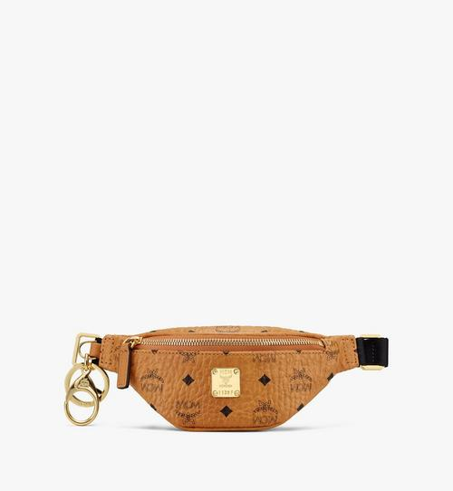 Belt Bag Charm in Visetos