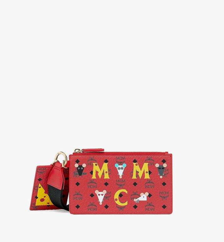 MCM Year Of The Mouse Multifunction Pouch Alternate View