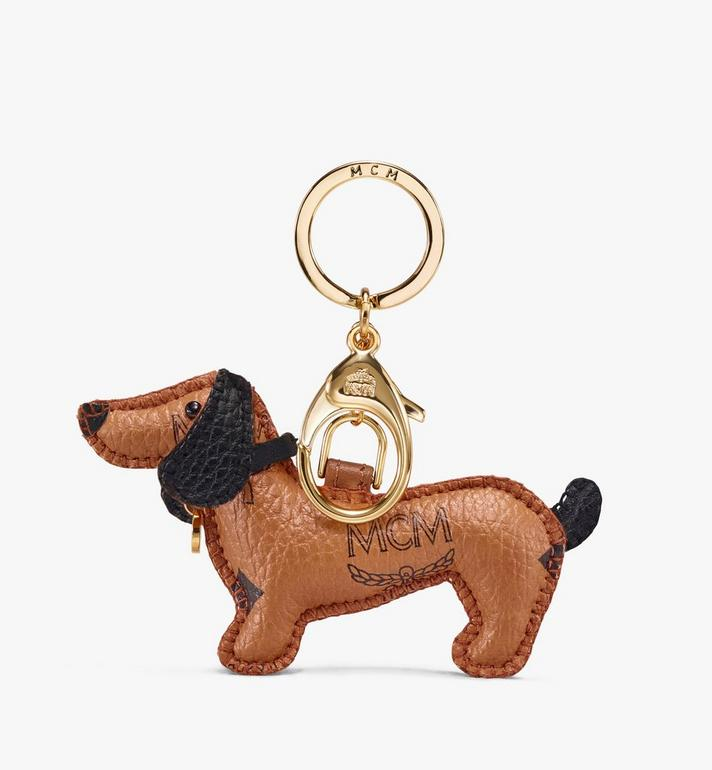 MCM MCM Zoo Dog Charm Alternate View