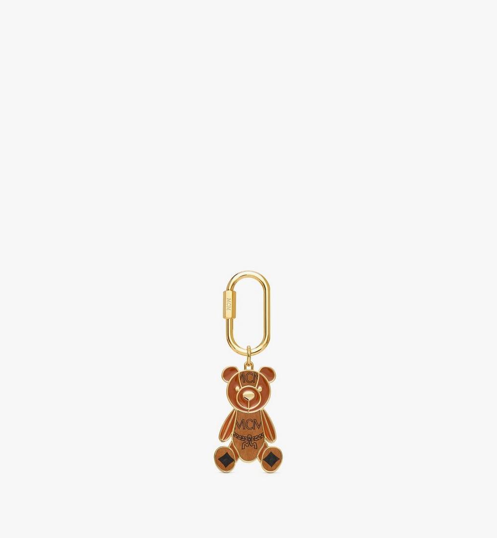 小熊金屬吊飾 1