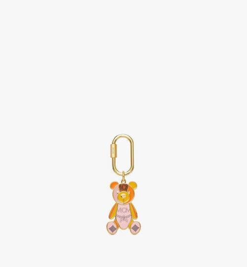 Porte-clés ours en métal