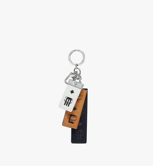 Visetos 混合皮革鑰匙圈