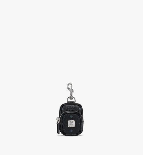 จี้กระเป๋าเพาช์พร้อมช่องกระเป๋าลาย Visetos Original