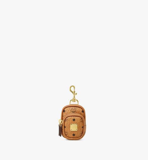 Porte-clés pochette à poche en Visetos Original