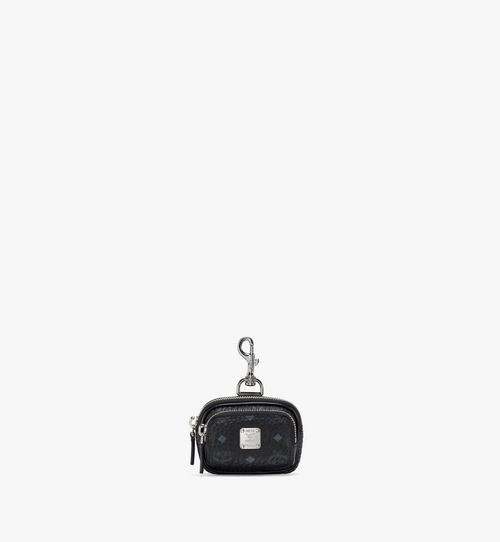 E/W Pouch Charm w/ Pocket in Visetos Original