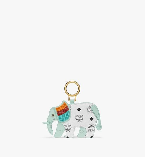 MCM Zoo 2D Elephant Charm in Visetos
