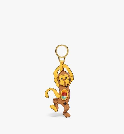 Visetos 皮革 MCM Zoo 2D 猴子吊飾
