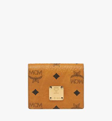 Heritage Card Case in Visetos