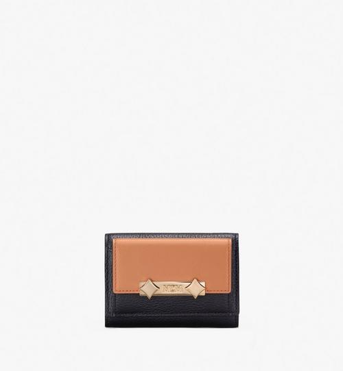 Dreifach gefaltete Milano Mini-Brieftasche