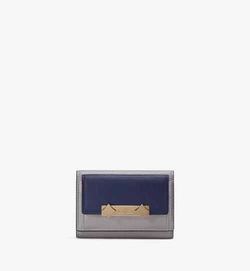 Mini portefeuille à trois volets Milano