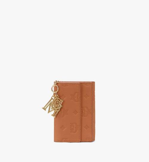 Klara Mini Trifold Wallet in Monogram Leather