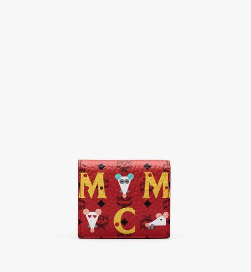 Chinese New Year Mini Bifold Wallet