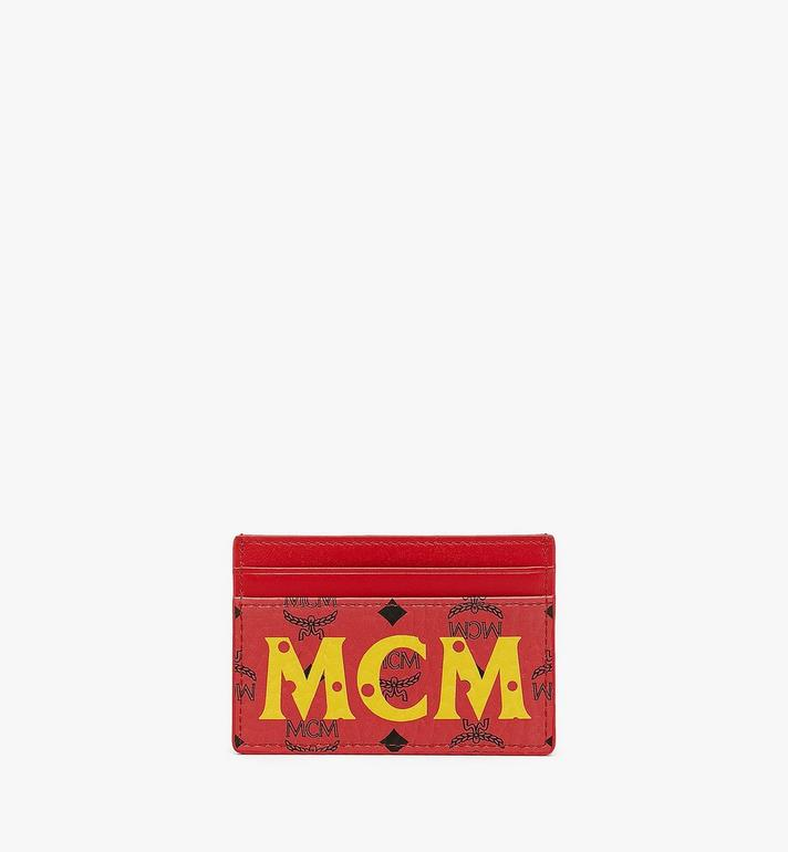 MCM Year Of The Mouse Card Case Alternate View