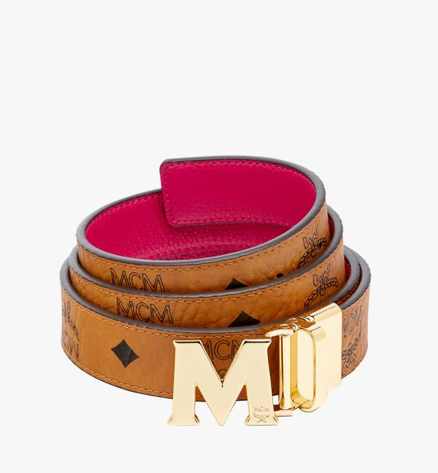 Color Visetos Reversible Belt 1""