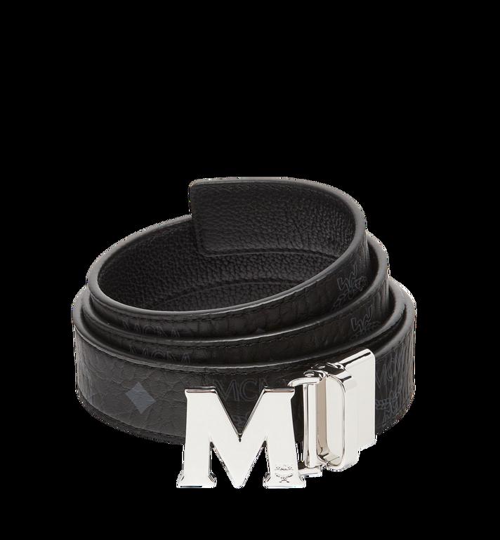 MCM Visetos 系列的 Claus M 1.2 吋可翻轉皮帶 Alternate View