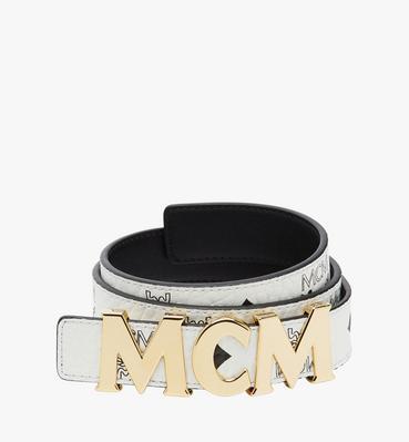 """MCM Letter Belt 1.2"""" in Visetos"""
