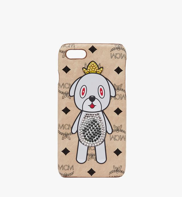 MCM x Eddie Kang Gray iPhone 6S/7/8 Case