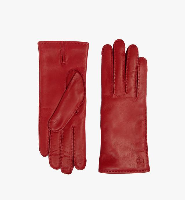 Women's Gloves in Leather