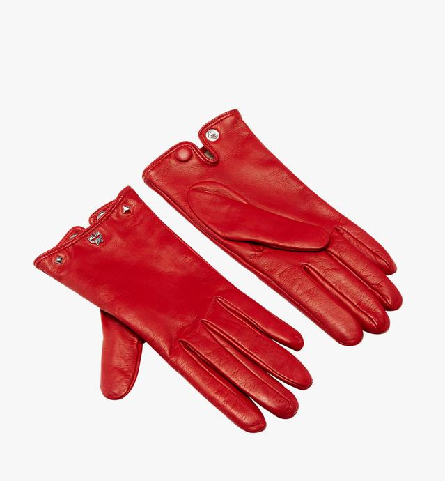 Women's Studded Leather Gloves