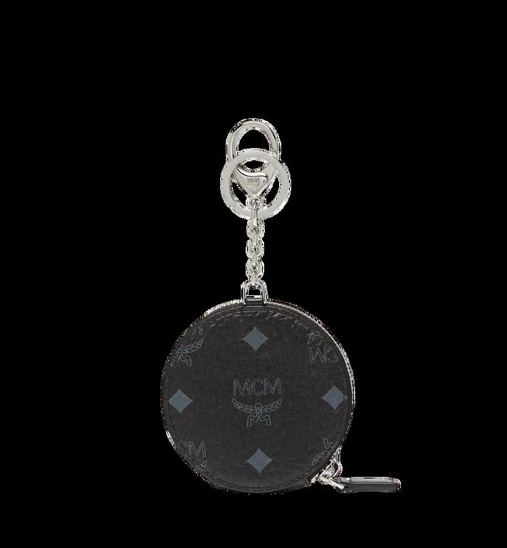 MCM กระเป๋าเพาช์ใส่เหรียญลาย Visetos Original Black MYI8SVI13BK001 Alternate View 3