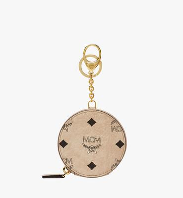 Coin Charm in Visetos Original