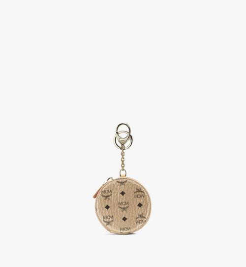 Porte-monnaie avec porte-clés en Visetos Original