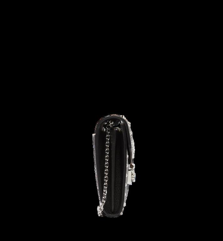 MCM Patricia鉚釘輪廓皮革歐式錢包 Black MYL8APA19BK001 Alternate View 3
