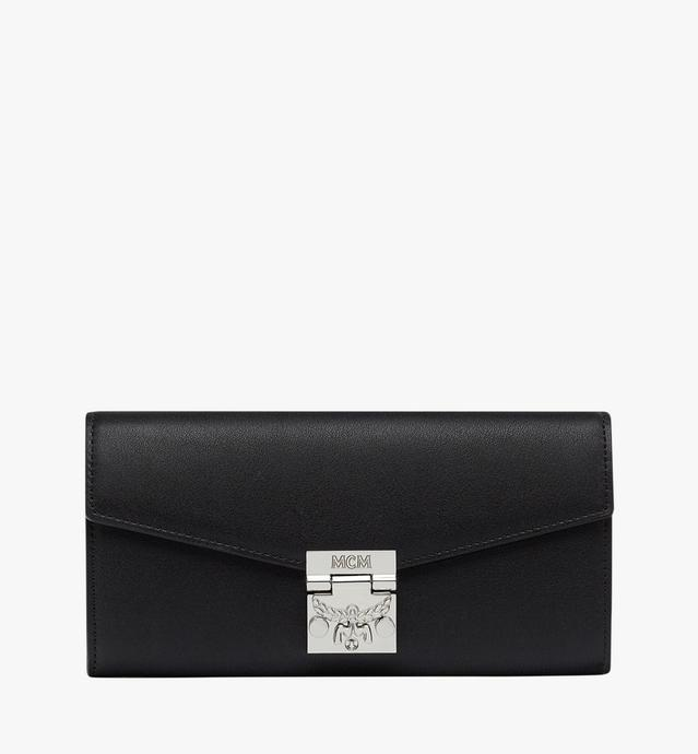 Patricia Crossbody Wallet in Nappa Leather