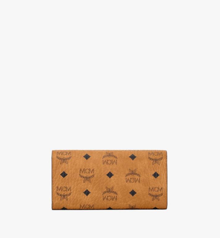 MCM Patricia Crossbody Wallet in Visetos Cognac MYL8SPA11CO001 Alternate View 4