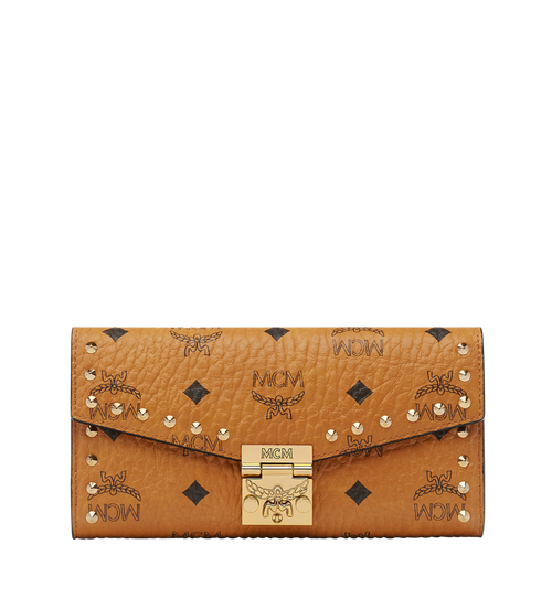กระเป๋าสตางค์ Patricia ครอสบอดี้ ปักหมุด ลาย Visetos