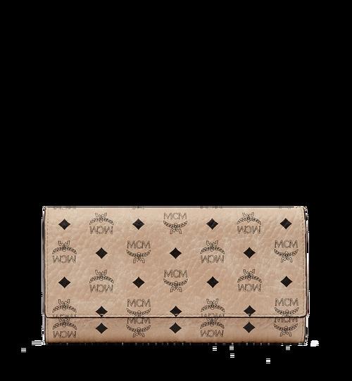 Three Fold Wallet in Visetos Original