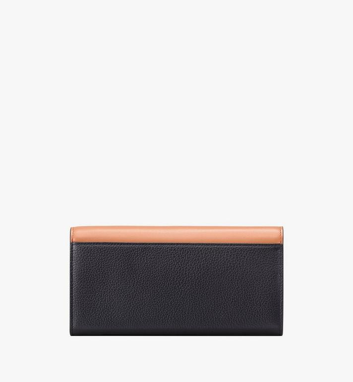 MCM Milano Two-Fold Wallet Black MYL9ADA02BK001 Alternate View 2