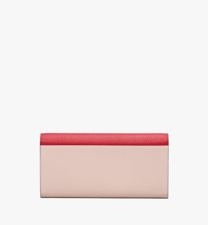 MCM Love Letter Crossbody Wallet in Colorblock Visetos Alternate View 2