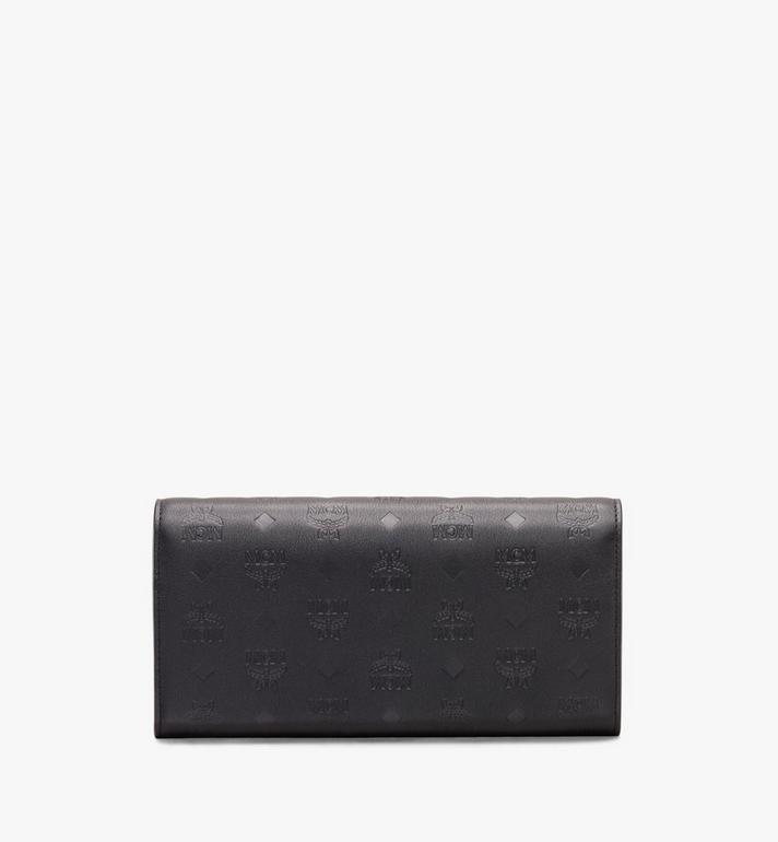 MCM Love Letter Crossbody Wallet in Colorblock Visetos Black MYL9ALV11BK001 Alternate View 2