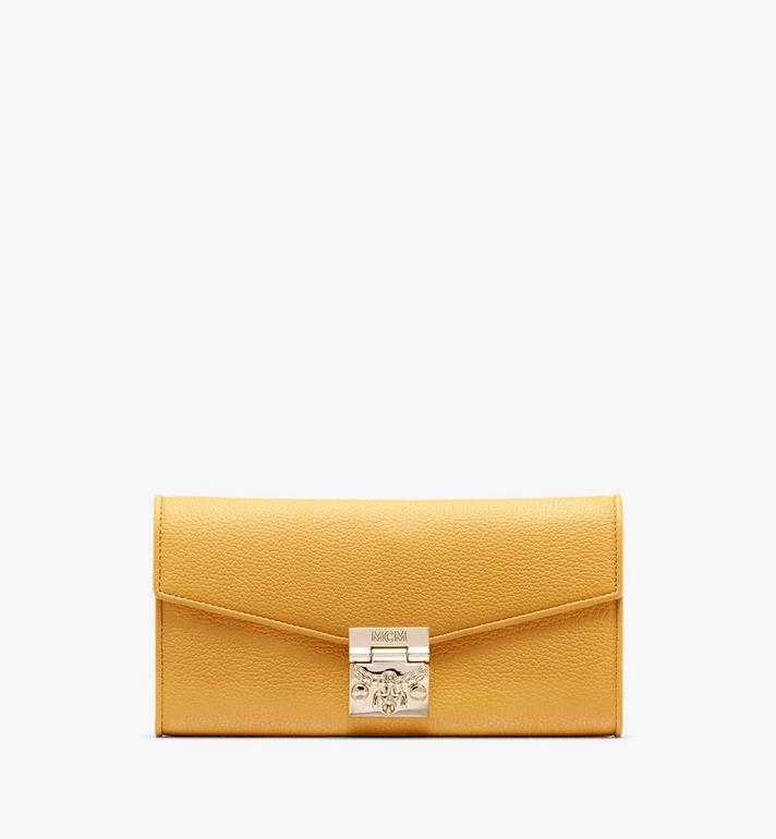MCM Gefaltete Patricia Lederbrieftasche in Park Avenue Alternate View