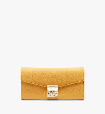 Patricia Crossbody Wallet in Park Avenue Leather