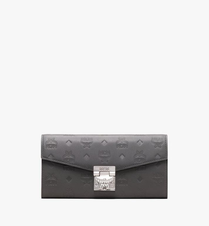 MCM Patricia Crossbody Wallet in Monogram Leather Alternate View