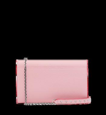 MCM Patricia Continental Brieftasche aus Studded Outline Leder Alternate View 4