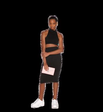 MCM Patricia Continental Brieftasche aus Studded Outline Leder Alternate View 6