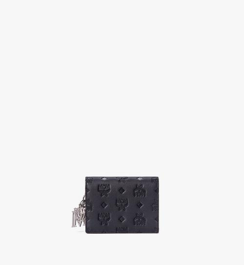 Klara Crossbody Wallet in Monogram Leather