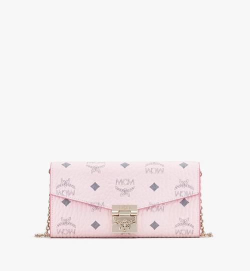 กระเป๋าสตางค์ครอสบอดี้ Patricia ลาย Visetos